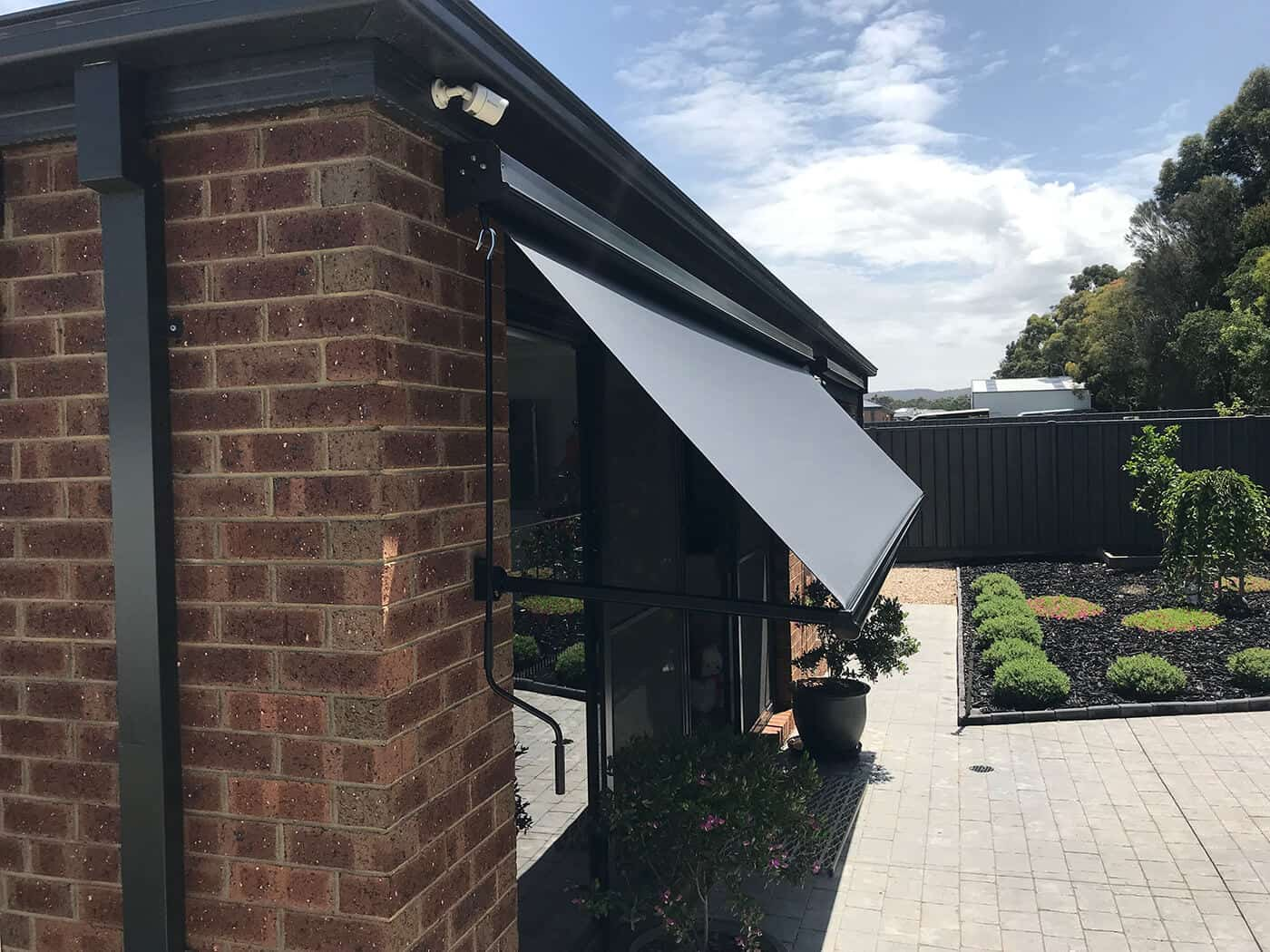 Canvas Awnings | Top Spot Blinds | Outdoor Canvas Blinds